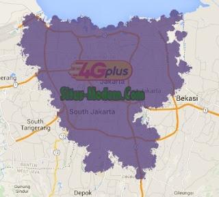 Inilah Jangkauan Jaringan 4G Indosat Ooredoo di Seluruh Indonesia