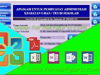 Download Aplikasi Untuk Administrasi Ujian Lengkap
