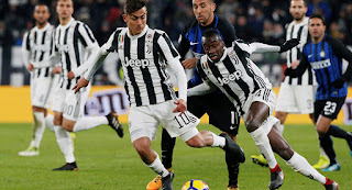 مشاهدة مباراة يوفنتوس وإنتر ميلان بث مباشر اليوم 07/12/2018  ديربي ايطاليا Juventus vs Inter Milan live