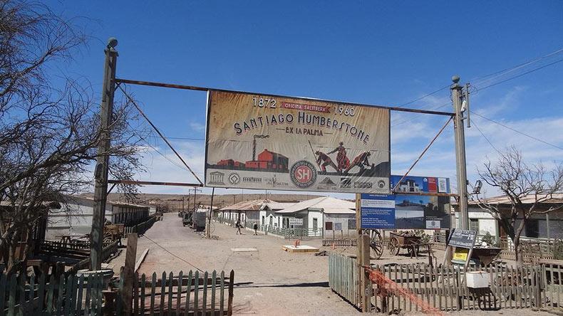 Las salitreras abandonadas de Humberstone y Santa Laura | Chile