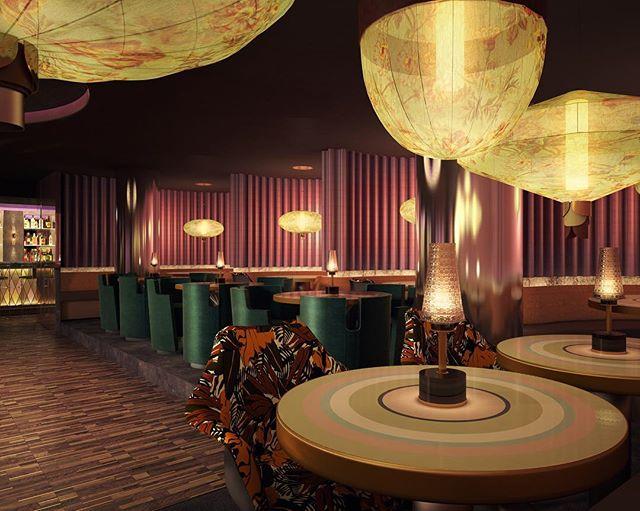 Glanz in der Hütte? Dimore Studio stattet Leo´s im Londoner Art's Club in neuem Design und Einrichtung aus