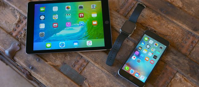 iOS 9 is installed on 77% of Apple's devices