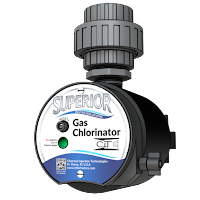 SUPERIOR Gas Chlorinator