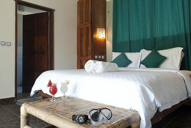 Gili Trawangan Hotel barato lutwala bungalows