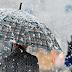 Харків засипав сніг із градом (ФОТО) (ВІДЕО)