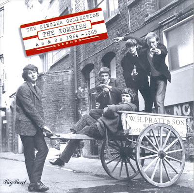 The Zombies - The Singles Collection - A's & B's (1964-1969)