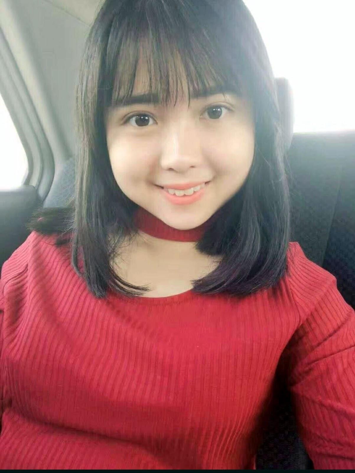 AdamInAsia: 18 year old cute Sarawak babe, Malaysia
