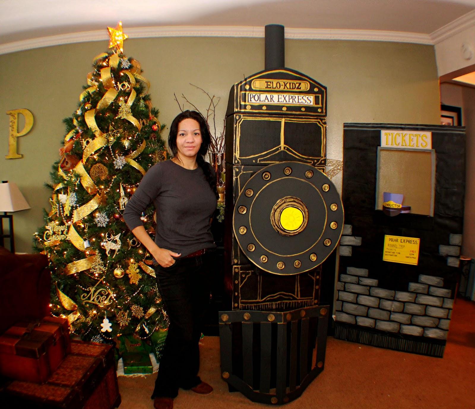 Polar Express Train Decoration Home Decorating Ideas