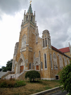 Sacred Heart Church, Concord, New Hampshire