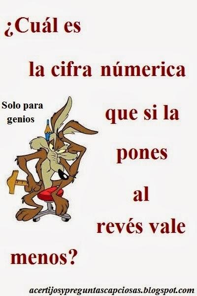Acertijos Matematicos Y Preguntas Capciosas 2013 12 08