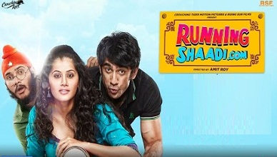 Runningshaadi.com Full Movie