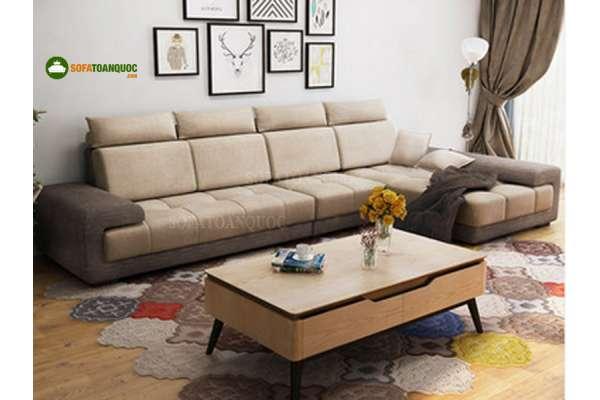 Sofa nỉ tại Hà Nội