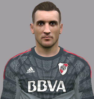 PES 2017 Faces Franco Armani by Luis Facemaker