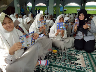 Doa Bersama siswa/i Muslim SMK TI Bali Global Denpasar dan SMP, Serta Santunan Anak Yatim di Masjid Al-Ikhlas Denpasar