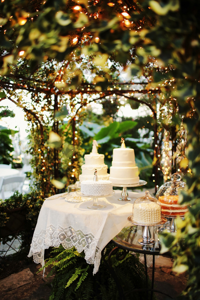 multiple wedding cake table vintage white wedding happily after in utah 17660