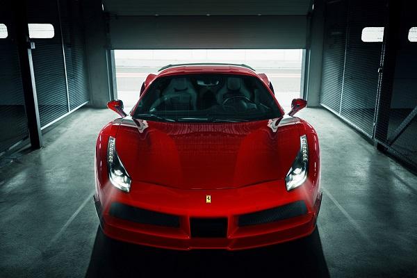Ferrari 488 N-Largo