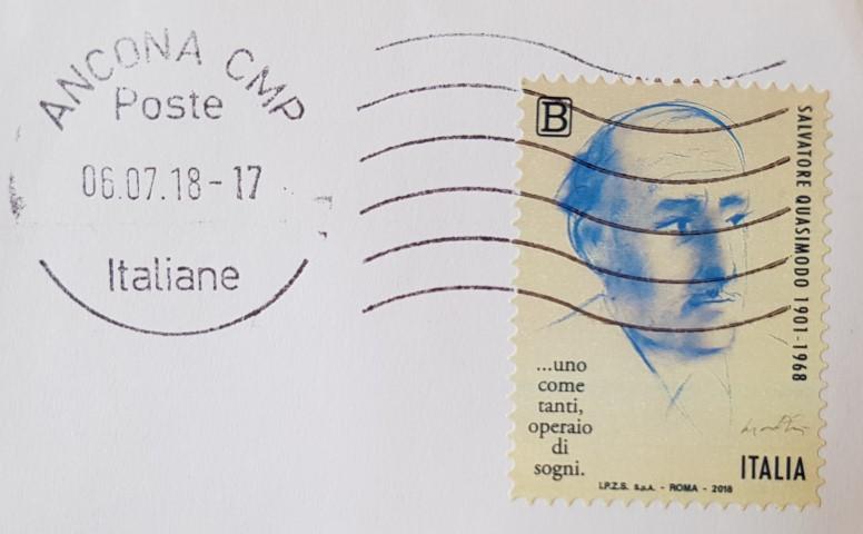 Salvatore Quasimodo 1901 - 1968