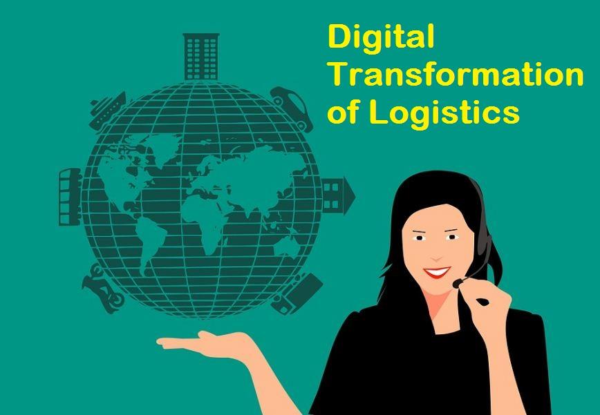Digital Transformation of Logistics and World Supply Chain