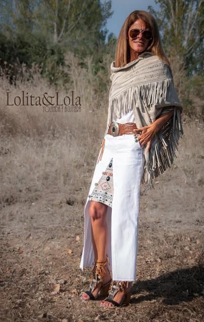falda etnica boho skirt etnic lolitaylola boho chic ethnic