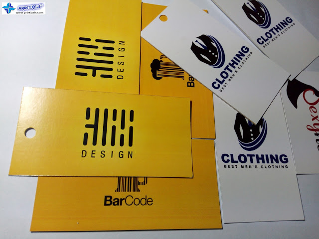 Hang Tags Philippines - Digital Printing