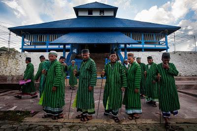masjid tua di bau-bau