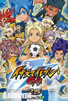 Inazuma Eleven Go Chrono Stone -  2008 Poster