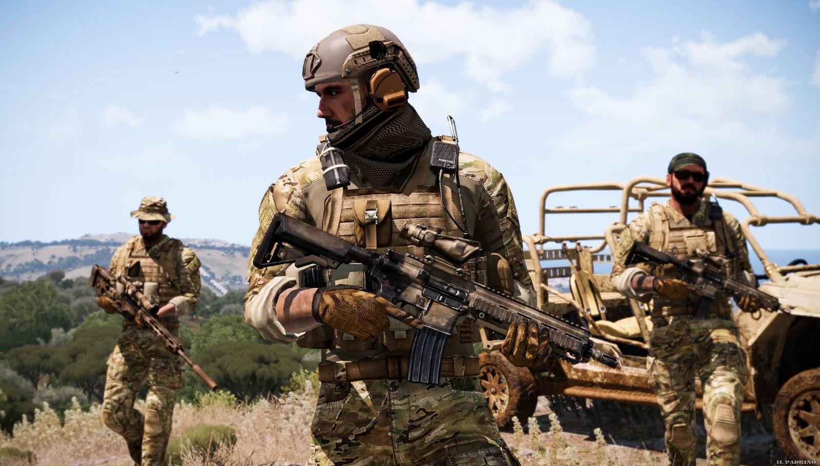 Arma 3 Marines – Fondos de Pantalla