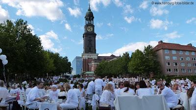 Dinner in Weiß - Hamburg 2012 - 1