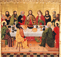 Last Supper Passover