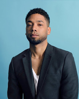 Jussie Smollett Leaves Empire