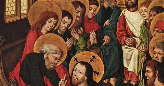 What's Afoot in John 13:1-17? Thoughts on the Holy Thursday Foot Washing