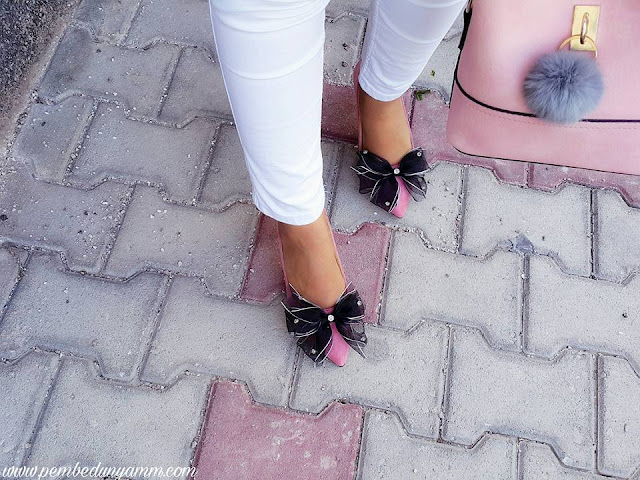 pudra ayakkabılar