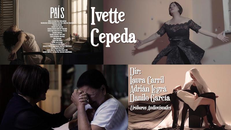 Ivette Cepeda - ¨País¨ - Videoclip - Dirección: Laura Carril - Adrián Legrá - Danilo García - Uróboros Audiovisuales. Portal del Vídeo Clip Cubano