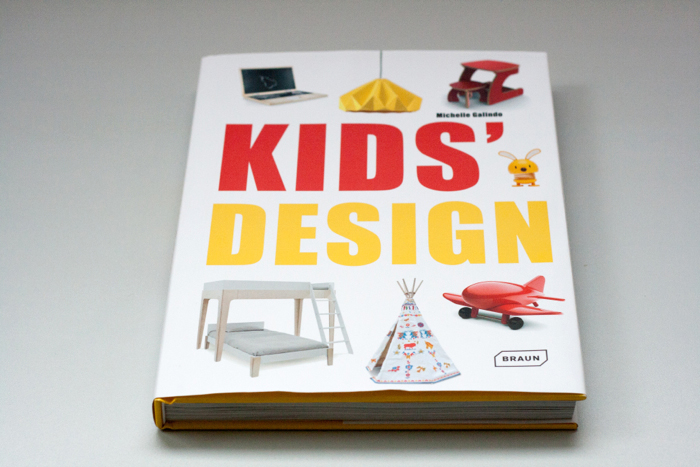 kids' design book