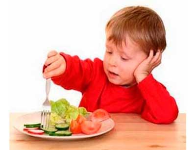 Proyecto escolar sobre alimentación