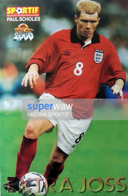 Paul Scholes England