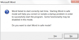 microsoft give-and-take has stopped working inward windows  Microsoft Word has Stopped Working Windows 7