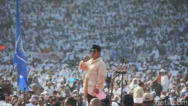 Habib Rizieq: Hanya Kecurangan Kalahkan Prabowo, Ayo Jihad Kawal TPS!