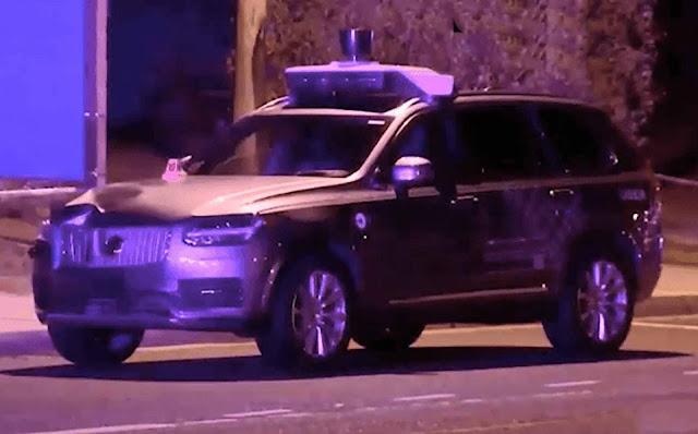 Vídeo: carro autônomo do Uber atropela e mata uma ciclista