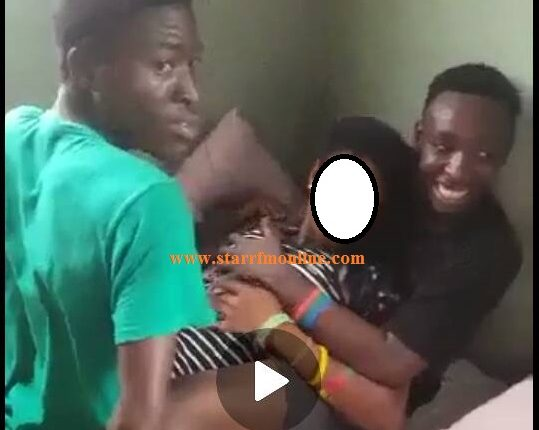 Anger as teenagers gang rape video goes viral