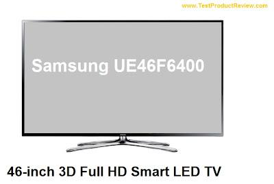 Samsung UE46F6400 46-inch 3D Full HD Smart LED TV
