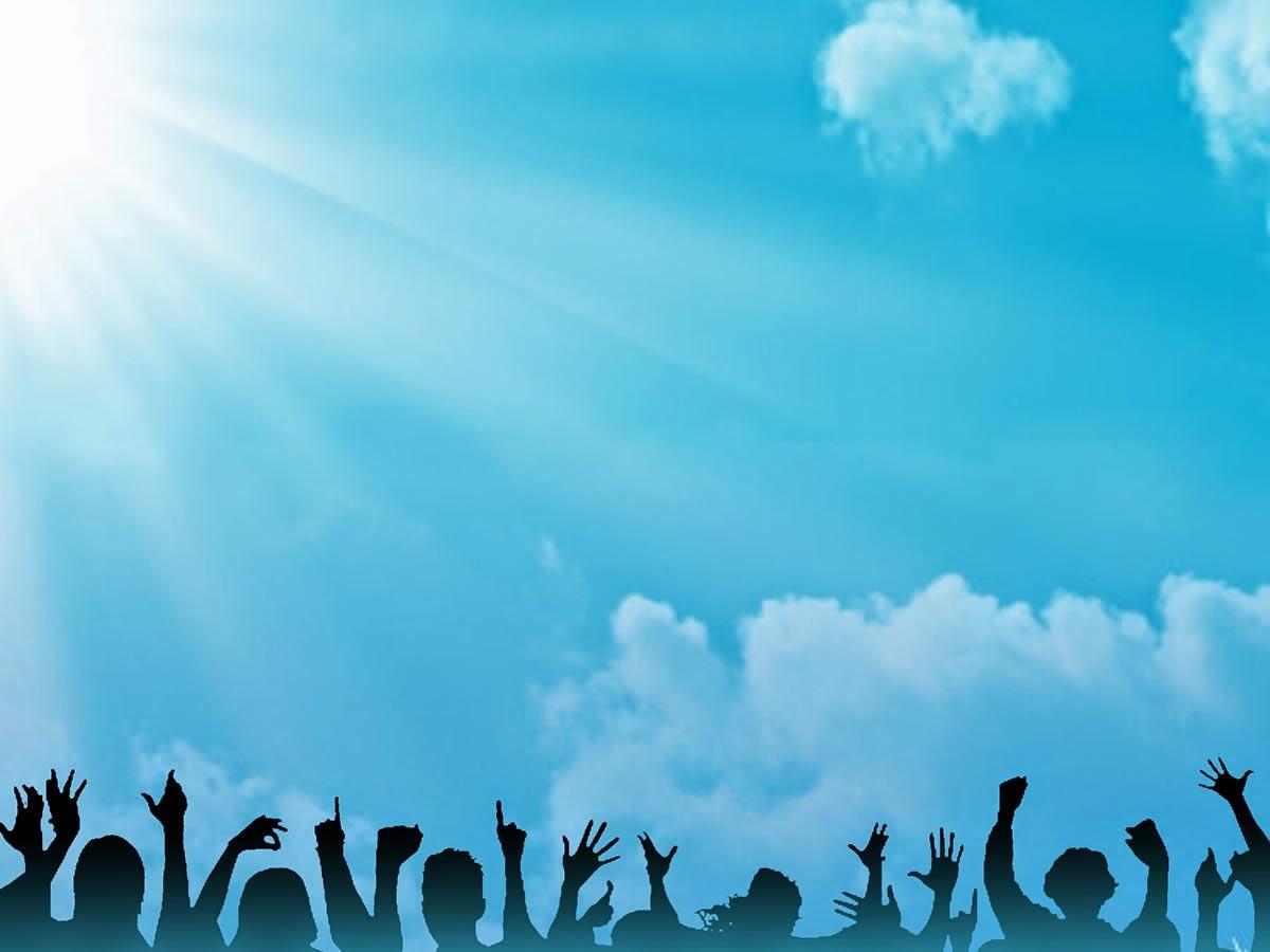 Cute Sky Blue Wallpaper Halaman Harian Farida Background Proffessional