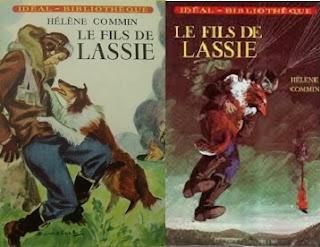 Lassie kölyke külföldi kiadás