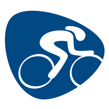 Pictogram Rio 2016 Cycling (Sprint) 350x350 px