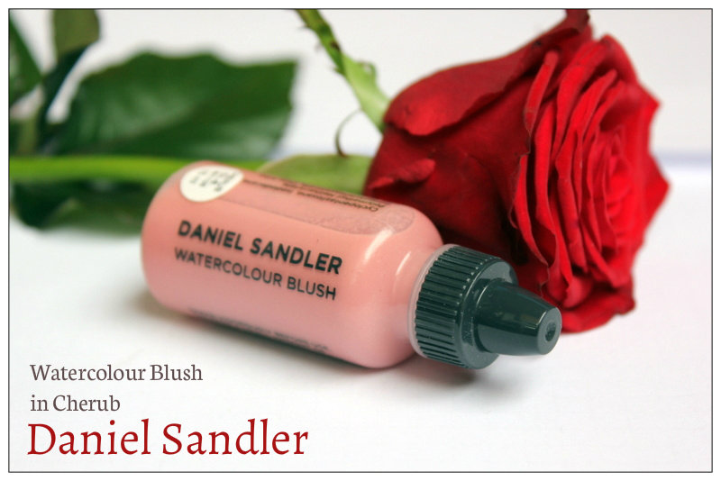 Review: Daniel Sandler Watercolour Blush in Cherub