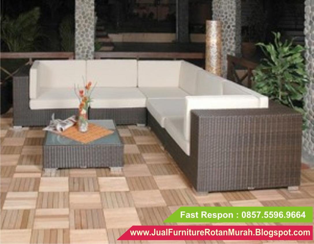 Jual Sofa Bed Murah Di Jakarta Selatan Server Table Plans Rotan Sintetis