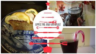 Apple+cake+vin+brulè