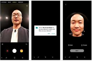 AR Emoji Samsung Galaxy S9 dan S9 Plus