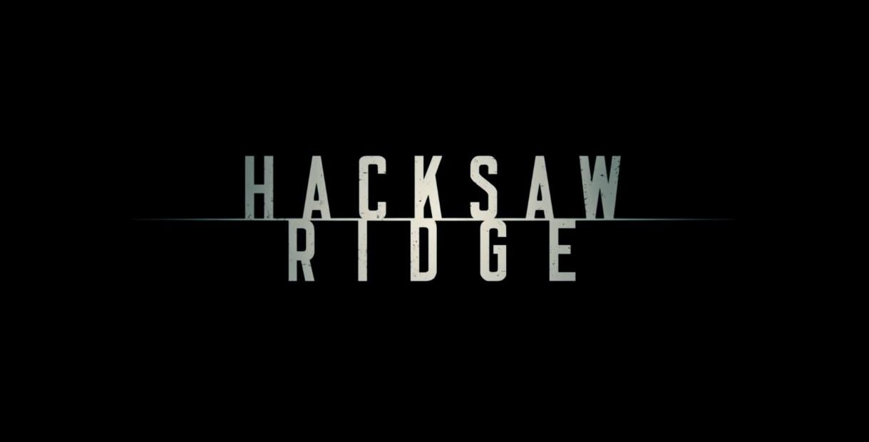 hacksaw ridge free torrent download yify
