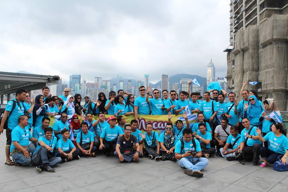 Bisnis Fkc Syariah - Trip Gratis Fkc 2015